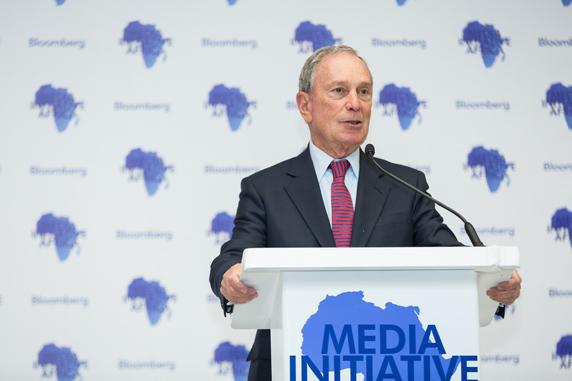 The Bloomberg Media InitiativeAfrica